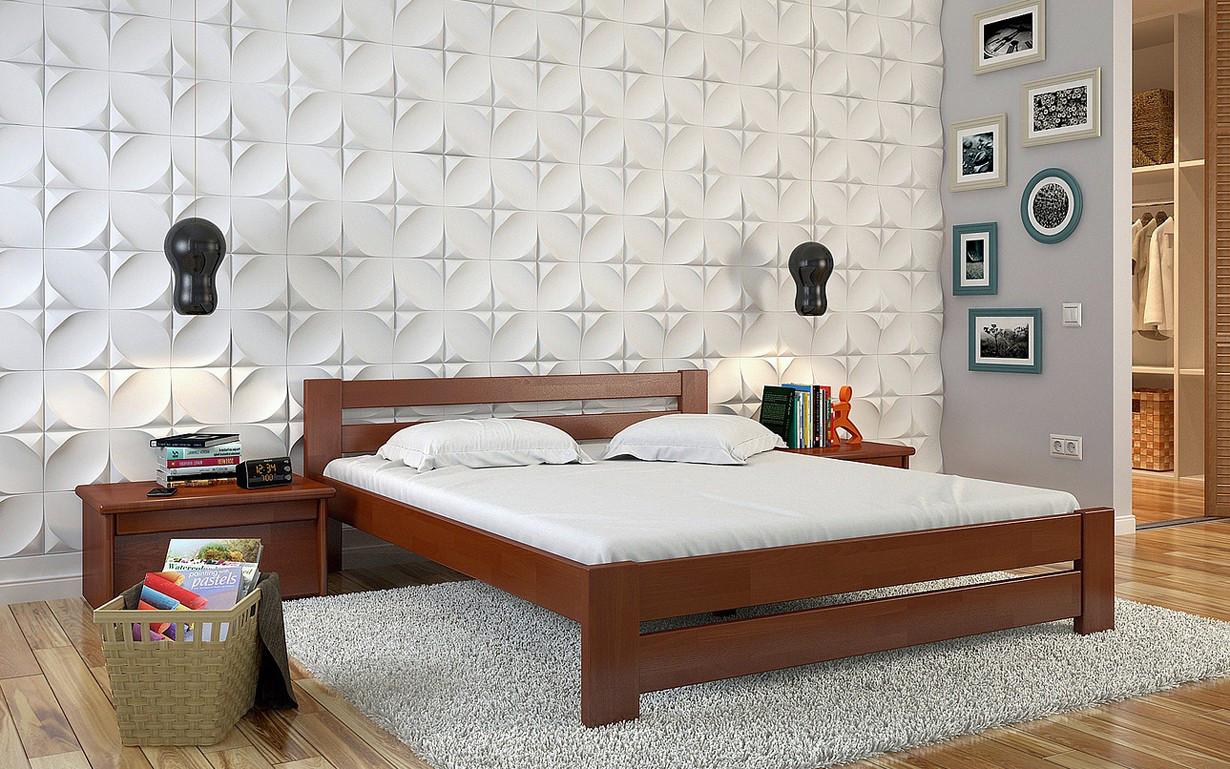 ✅Деревянная кровать Симфония 90х190 см ТМ Arbor Drev