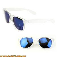 Очки Wayfarer - выбор знаменитостей, солнцезащитные, дизайн как у Ray-Ban