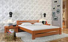 ✅Деревянная кровать Симфония 90х190 см ТМ Arbor Drev, фото 3