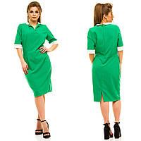 Платье женское большие размеры (цвета) АНД5006, фото 1