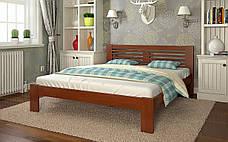 ✅Дерев'яне ліжко Шопен 90х190 см ТМ Arbor Drev, фото 2