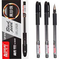 """От 12 шт. Ручка гелевая 979 """"Black pearl"""" черная купить оптом в интернет магазине От 12 шт."""