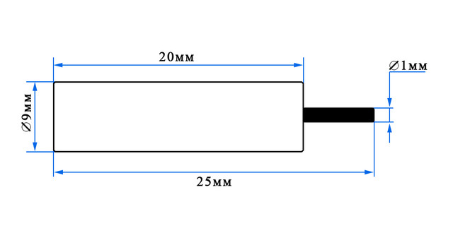 Диаграмма мотора к квадрокоптеру JXD 509