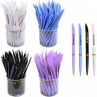 """От 40 шт. Ручка шариковая """"Перо"""" M-111 синяя купить оптом в интернет магазине От 40 шт."""