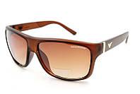 Солнцезащитные мужские очки матовая оправа Armani армани (копия) 4038 C5 SM