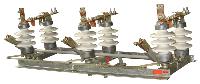Разъединитель двухполюсный РЛНД-10Б/400 У1 с фарфоровой изоляцией