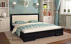 ✅Деревянная кровать Регина 120х190 см ТМ Arbor Drev, фото 2