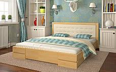 Деревянная кровать Регина 120х190 см ТМ Arbor Drev, фото 3