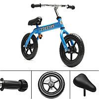 12-дюймовый детский велосипед с регулируемой ручкой без педали Learn to Ride Bicycle Gift