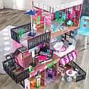 Дом для кукол KidKraft Brooklyn's Loft Бруклинский лофт кукольный домик с мебелью 65922, фото 3