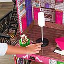 Дом для кукол KidKraft Brooklyn's Loft Бруклинский лофт кукольный домик с мебелью 65922, фото 7
