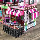 Дом для кукол KidKraft Brooklyn's Loft Бруклинский лофт кукольный домик с мебелью 65922, фото 8
