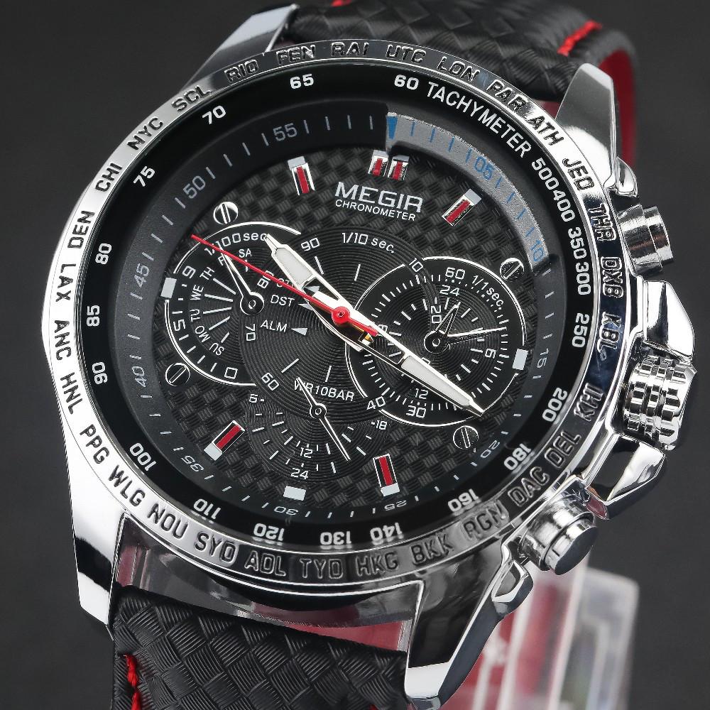 ae4cb455 Мужские наручные часы MEGIR MG-1010, цена 460 грн., купить Просьба ...
