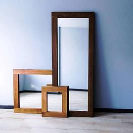 Зеркала в массиве дерева