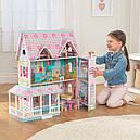 Кукольный дом с мебелью Особняк Эбби KidKraft Abbey Manor 65941, фото 8