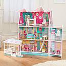 Кукольный дом с мебелью Особняк Эбби KidKraft Abbey Manor 65941, фото 9