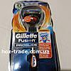 Бритва бритвенный станок Gillette Fusion ProGlade FlexBall