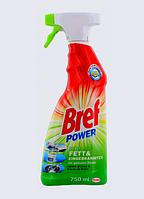 Bref Power Fett & Eingebranntes средство против жира и грязи  750 мл.