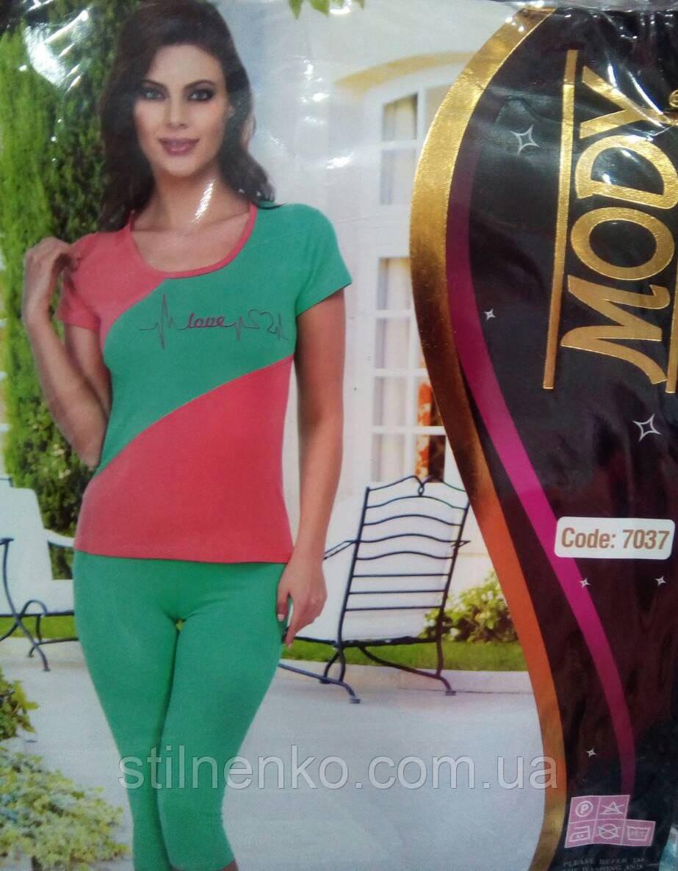 """Комплект футболка с бриджами """"Mody"""""""