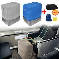 АвтоAirplaneTravelНадувнаяподставкадля ног Parallel Seat Спящая подушка Подушка с крышкой