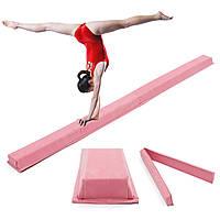 94.5x5.9inchДлявзрослыхДетскаяпрофессиональнаягимнастика Баланс бала Розовый Профессиональная подготовка
