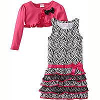 Платье нарядное с болеро; 2 года, фото 1