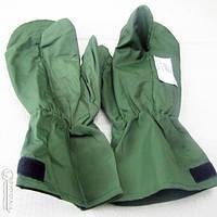 Рукавиці трьохпалі  ARCTIC  МК - II (утеплені штучним хутром) / S / Нова