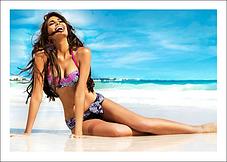 Солнцезащитная косметика по уходу за волосами