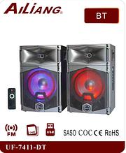 Стационарная акустическая система Ailiang UF-7411-DT/2.0