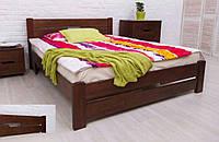 Кровать полуторная Айрис с изножьем