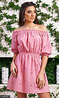 Короткое летнее Платье 438060-2