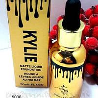 Тональный крем Kylie matte liquid foundation с пипеткой 30 мл