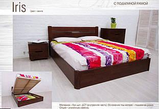 Кровать полуторная Айрис с подъемным механизмом, фото 3