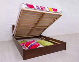 Кровать полуторная Айрис с подъемным механизмом, фото 2