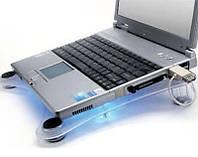 Подставка кулер для охлаждения ноутбука Notebook Cool Pad