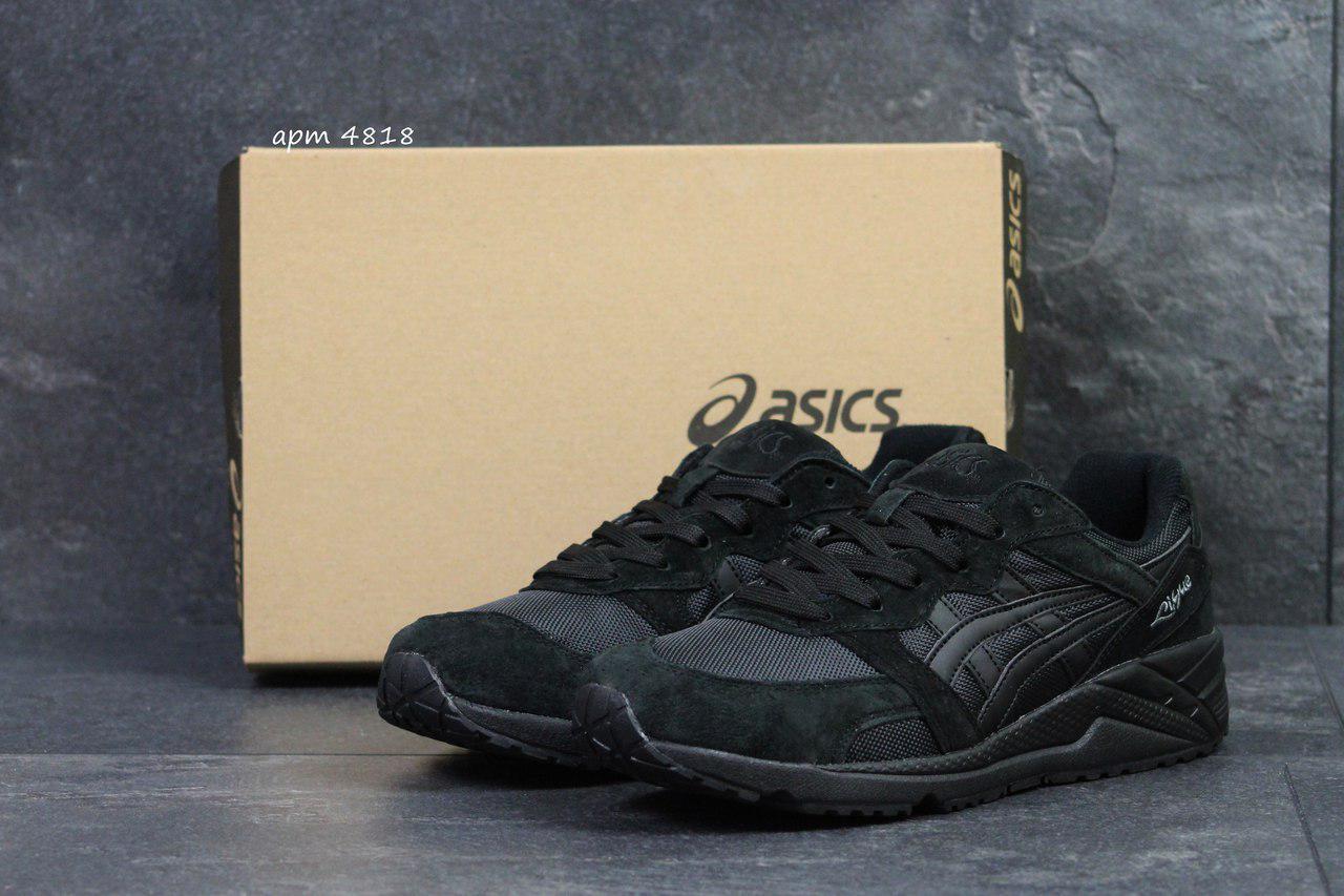 Мужские кроссовки Asics Gel-Lique черные - Интернет-магазин Дом Обуви в  Хмельницком 95fa889a872