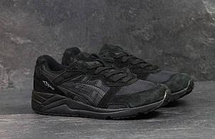 Мужские кроссовки Asics Gel-Lique черные   продажа, цена в ... 2fce7e897a5