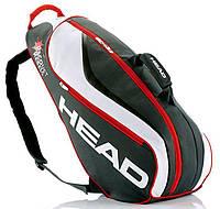 Чехол для теннисной ракетки HEAD Junior Combi 2017 726424366545 черный