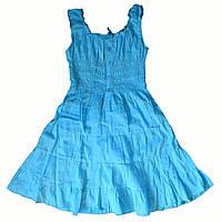Легкий сарафан для девочки; 3 года, фото 1