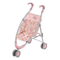 Трехколесная коляска для куклы BABY ANNABELL (прогулочная, складная)