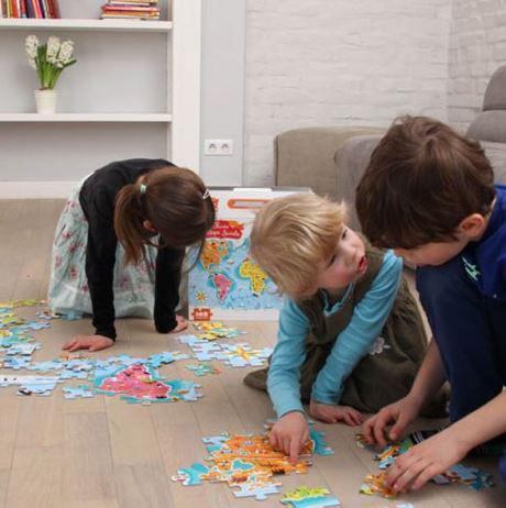 Пазлы, мозаика для детей