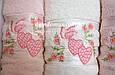 """Подарочный набор полотенец """"Rosalinda"""" (баня 1 шт., лицо 2 шт.) TWO DOLPHINS, Турция 0126, фото 3"""