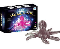 3Д пазл кристалический осьминог