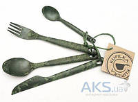 Туристическая посуда Kupilka Cutlery Set (0025G) Green