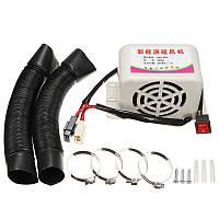 48V 64V 400W Электрический теплый воздух Нагреватель Устройство для размораживания Парковочный воздух Нагреватель