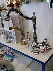 Смеситель для кухни ORSO Vintage двухвентильный