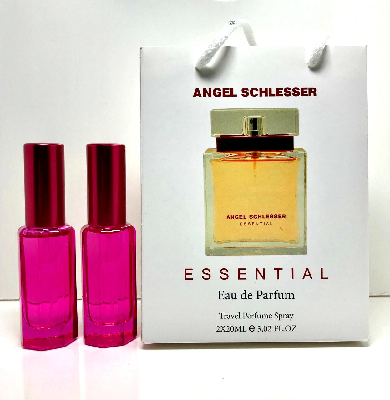 Angel Schlesser Essential 2 по 20 мл в подарочной упаковке для