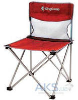 KingCamp Compact Chair in Steel M (KC3832) Red Red