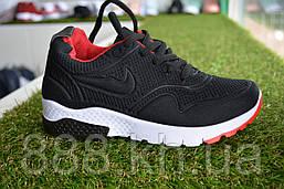 Детские кроссовки Nike черные для мальчика 31-37, копия