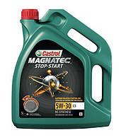 Castrol,Magnatec,C3,Stop-Start,5W-30,5L,  159A5C